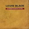 Couverture de l'album Lewis Black: Luther Burbank Performing Arts Center Blues