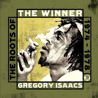 Cover of the track The Winner: The Roots of Gregory Isaacs