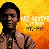 Couverture de l'album Ken Boothe Love Songs