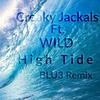 Couverture de l'album High Tide [BLU3 Remix] (feat. Wild) [Creaky Jackals Ft. WILD - High Tide] - Single