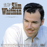 Couverture du titre The Very Best Of Slim Whitman