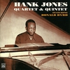 Couverture de l'album The Hank Jones Quartet-Quintet