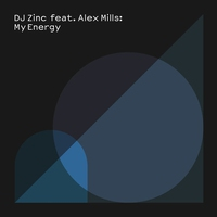 Cover of the track My Energy (feat. Alex Mills) - Single