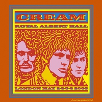 Cover of the track Royal Albert Hall - London May 2-3-5-6 2005 (Live)