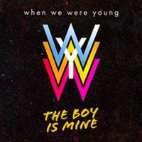 Couverture du titre The Boy is Mine