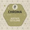 Cover of the album Acetate / So Alone - Single