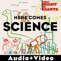 Couverture du titre Here Comes Science (Audio + Video Version)