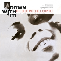 Cover of the track Down With It (The Rudy Van Gelder Edition Remastered)