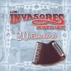 Couverture de l'album Los Invasores de Nuevo Leon: 20 Rancheras