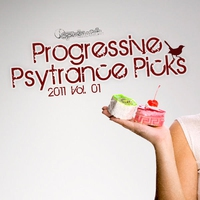 Couverture du titre Progressive Psy Trance Picks 2011 Vol.1