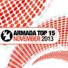 Cover of the album Armada Top 15 - November 2013