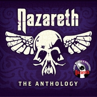 Couverture du titre Nazareth: The Anthology