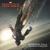Cover of the album Iron Man 3: Heroes Fall: Music Inspired by the Motion Picture
