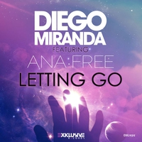 Cover of the track Letting Go (feat. Ana Free) - Single