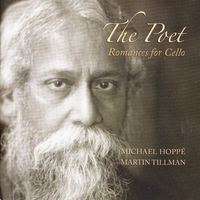 Cover of the track The Poet: Romances for Cello