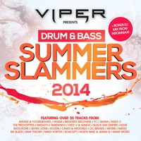 Cover of the track Viper presents: Drum & Bass Summer Slammers 2014