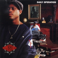 Cover of the track Daily Operation