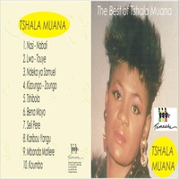 Cover of the track The Very Best Of Tshala Muana
