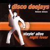 Cover of the album Stayin' Alive / Night Fever - EP