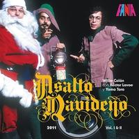Cover of the track Asalto Navideno, Vol. 1 & 2 (Deluxe Edition)