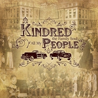Cover of the track All My People - Single
