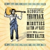 Cover of the album Acoustic Throwback - Nineties Rhythm and Blues