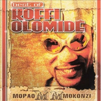 Cover of the track Best of Koffi Olomide (Mopao Mokonzi)