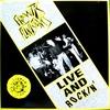 Couverture de l'album Live and Rockin'