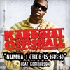 Cover of the track Numba 1 (Tide Is High) [feat. Keri Hilson]