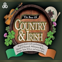 Cover of the track The Best Of Country & Irish