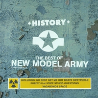 Couverture du titre History - The Best of New Model Army