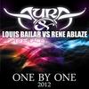 Couverture de l'album One By One 2K12 (feat. Tiff Lacey) - EP