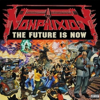 Cover of the track The Future Is Now