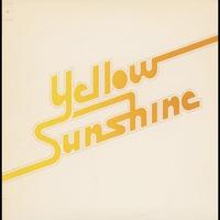 Couverture du titre Yellow Sunshine