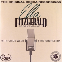 Cover of the track The Early Years, Pt. 1 (1935-1938) [feat. Chick Webb and His Orchestra]