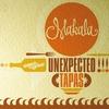 Couverture de l'album Unexpected Tapas (Happy Sound)