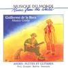 Cover of the album Musique du monde: Andes - Flûtes et guitares
