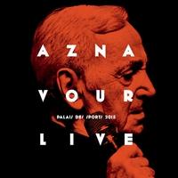 Cover of the track Aznavour Live - Palais Des Sports 2015