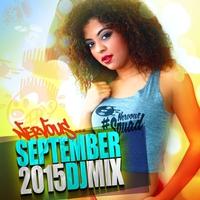 Couverture du titre Nervous September 2015 - DJ Mix