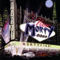 Cover of the track Mortyfied