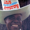 "Cover of the album Louis ""Country & Western"" Armstrong"