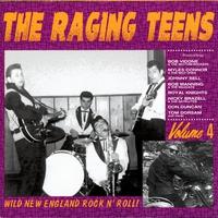 Couverture du titre The Raging Teens, Vol. 4