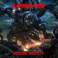 Couverture du titre Suicide Society (Deluxe Edition)