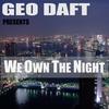 Couverture de l'album We Own the Night - Single