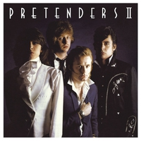 Couverture du titre Pretenders II (Expanded & Remastered)
