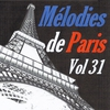 Couverture de l'album Mélodies de Paris, vol. 31