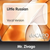 Couverture de l'album Little Russian (Vocal Version) - Single