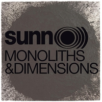 Cover of the track Monoliths and Dimensions