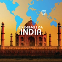 Couverture du titre Six Degrees of India-A Six Degrees Collection