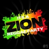 Cover of the album It's a Zion Reggae Party, Vol. 1